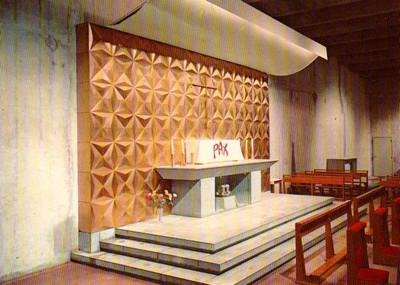 Chapelle Pax Christi Lourdes