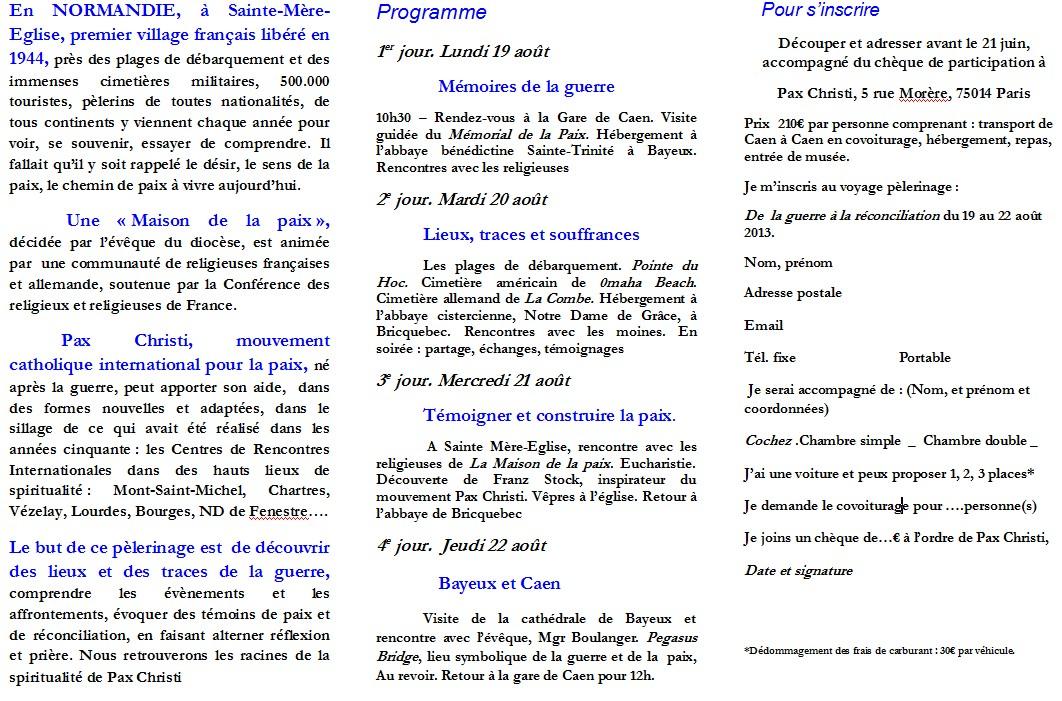 Marche2013 Normandie 2