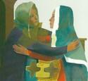 La rencontre de Marie et d' Elisabeth constitue le coeur de la ...