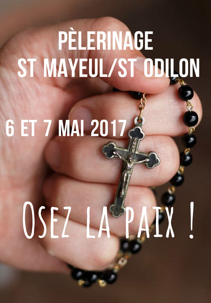 Pèlerinage Saint Mayeul/Saint Odilon