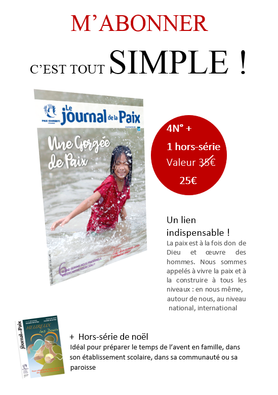 abonnement journal