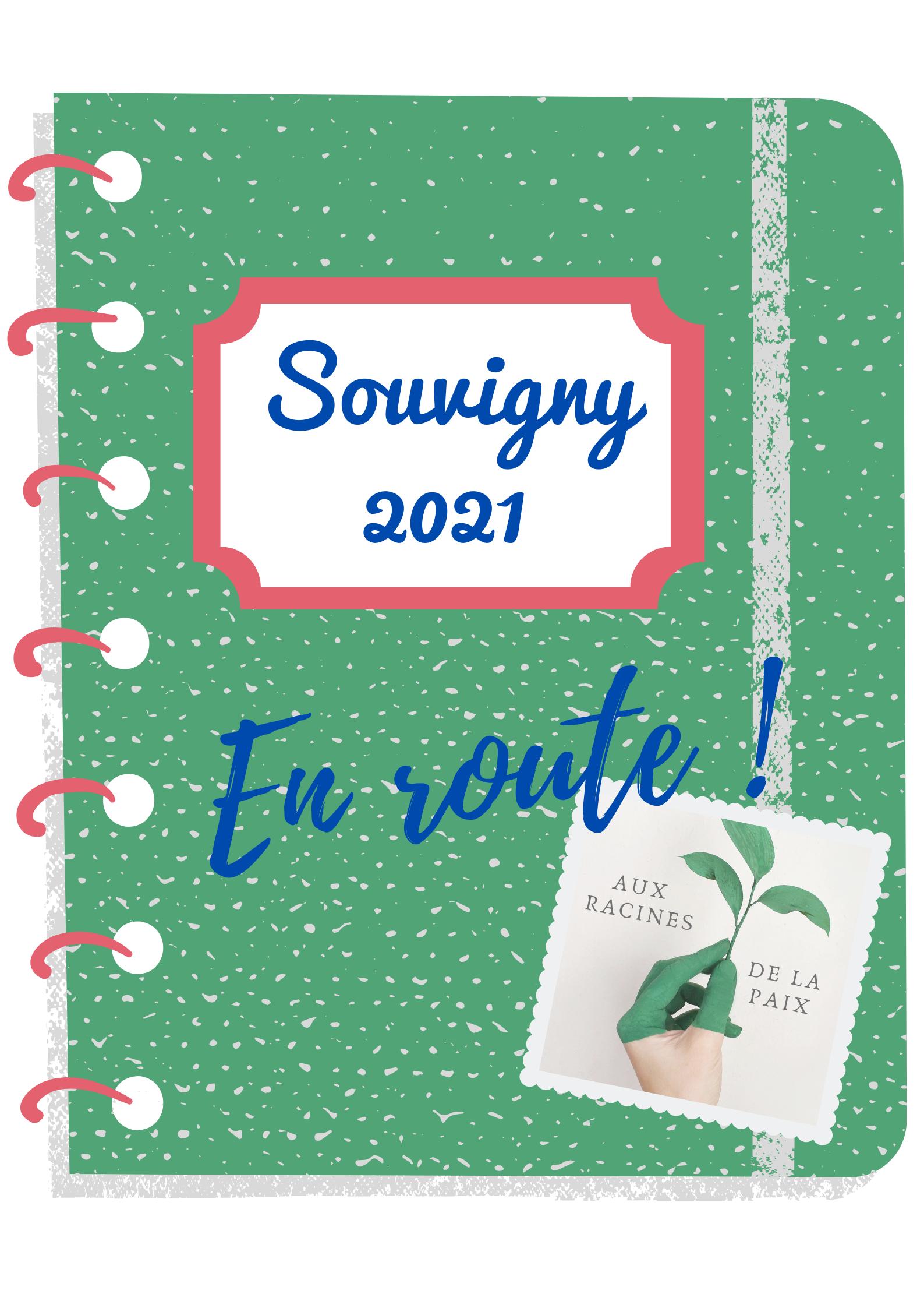 En route vers Souvigny 2021