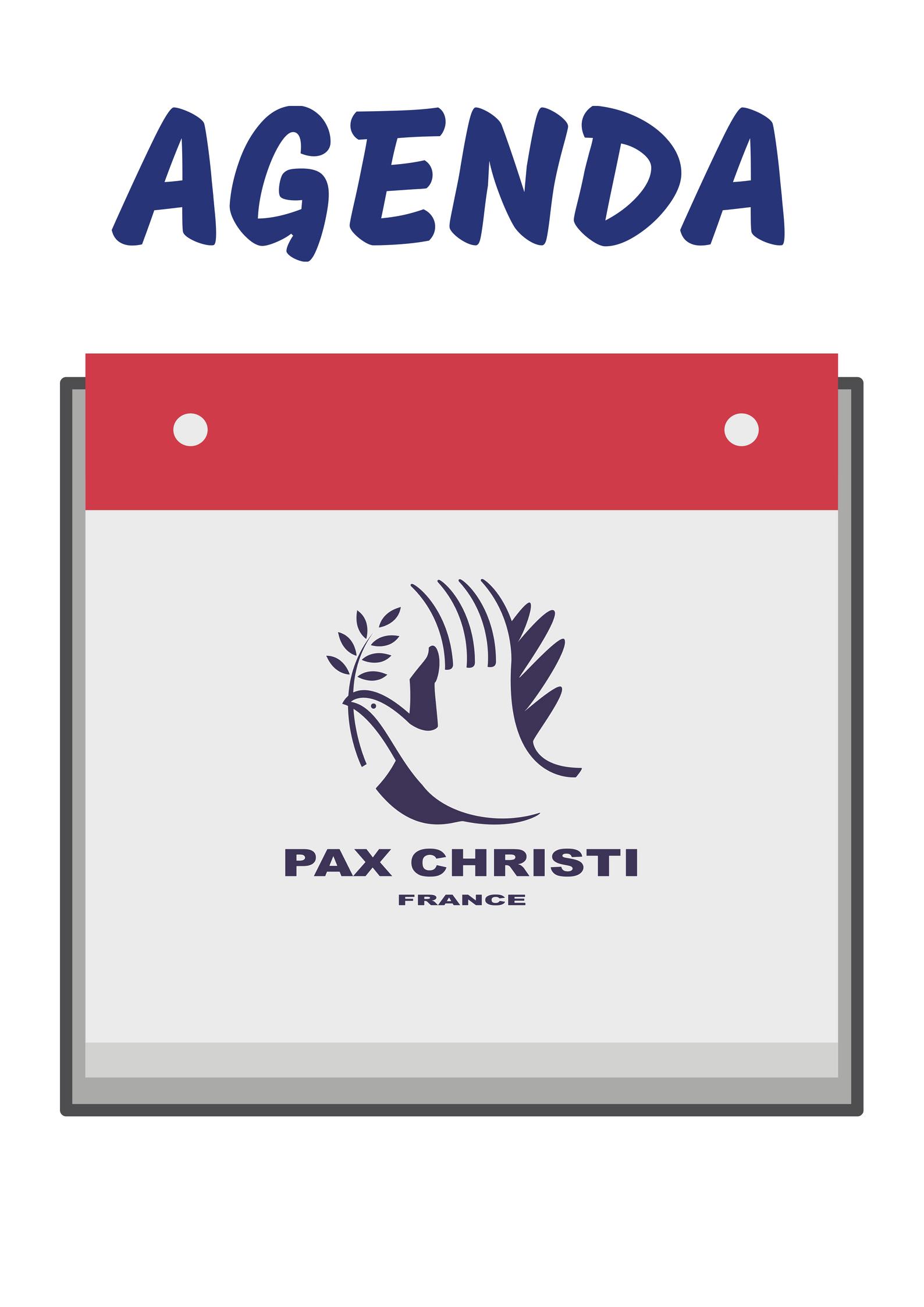 Agenda Pax Christi